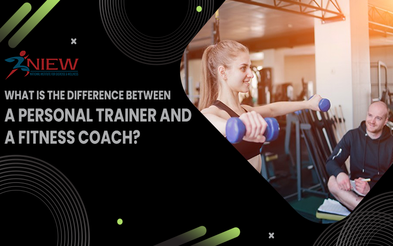 What is The Difference Between a Personal Trainer and a Fitness Coach?